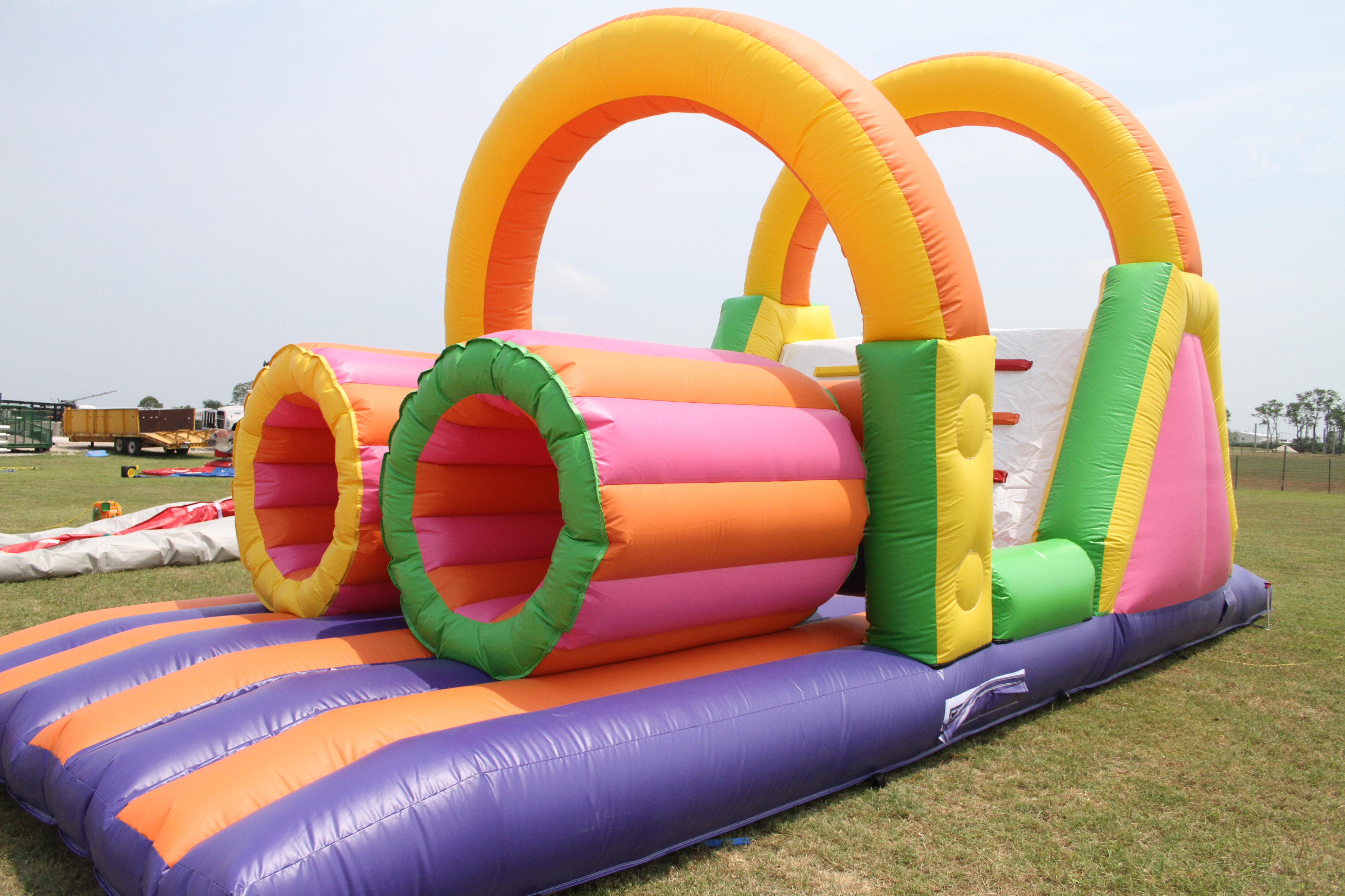 33 Foot Obstacle Course