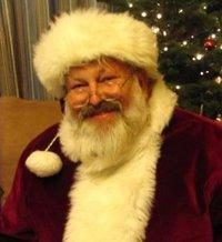 Santa Claus full beard rental houston