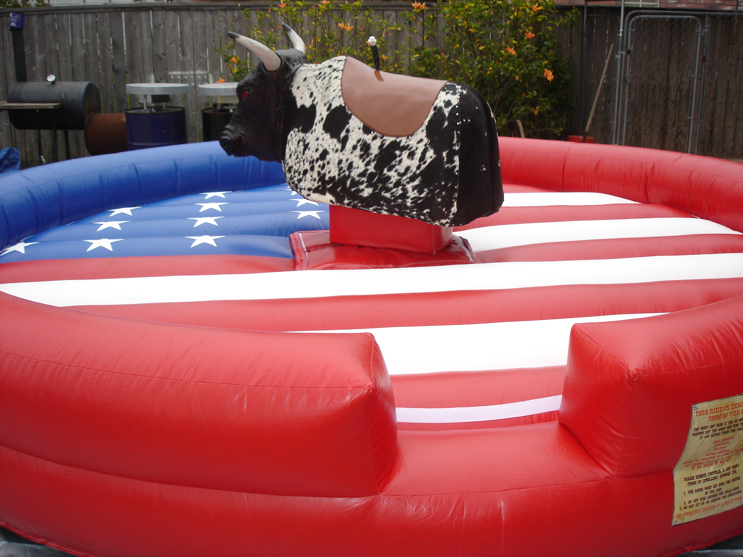 Mechanical Bull 2