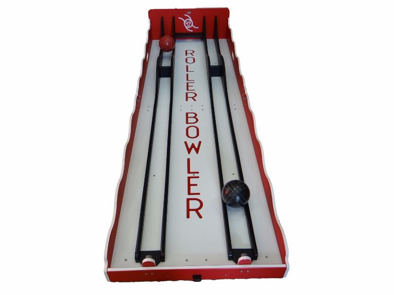 Roller Bowler game