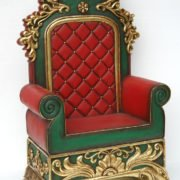 Santa chair rental houston