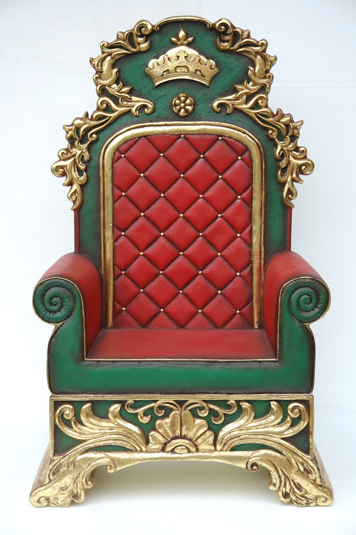 Santa throne chair rental houston