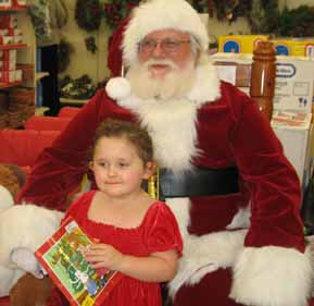 Santa Claus hire Houston