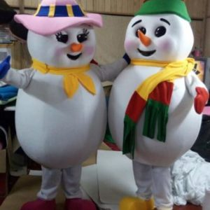 snow man characters frosty