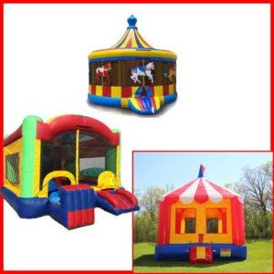 Inflatables and Bouncers