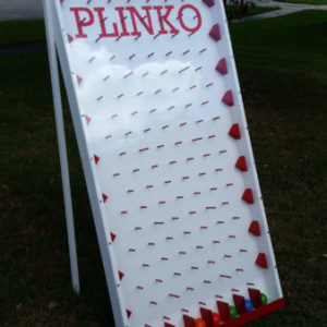 Giant plinko game for rent