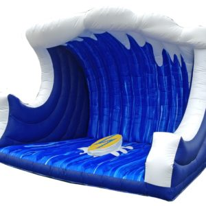 big wave robo surfer mechanical bull