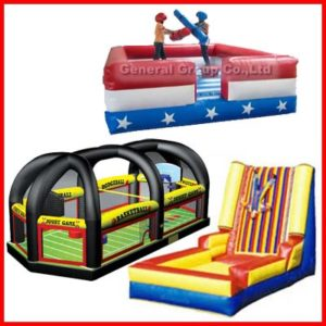 Inflatables - Interactive