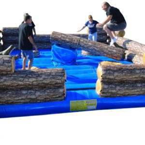 log slammer redneck games