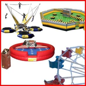 Carnival and Amusement rides