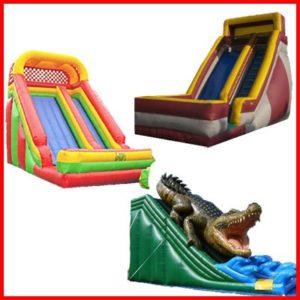 Inflatables - Slides