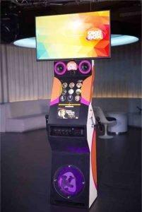 karaoke machine rental katy