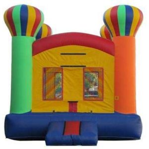 balloon bounce moonwalk bouncer house